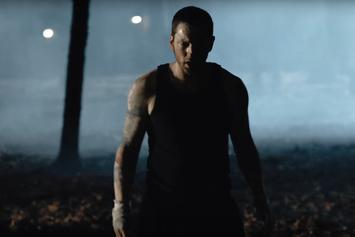 """Eminem Returns To His Cold-Blooded Roots In """"Framed"""""""