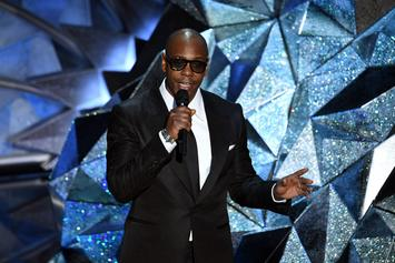 Dave Chappelle Sued By Man Who Threw A Banana Peel At Him