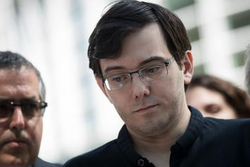 Martin Shkreli Never Gave The Wu-Tang Clan Album To Department Of Justice: Report