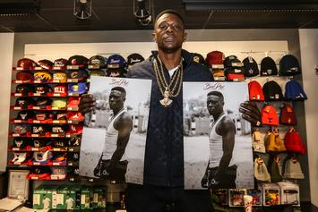 Check Out Lil Boosie's New Line Of Sneakers