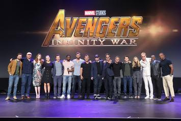 """""""Avengers: Infinity War"""" Projected To Rake In $200 Million Opening Weekend"""