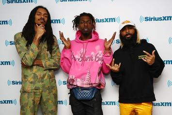 "Flatbush Zombies Get Advice From Ice-T In ""Vacation The-Movie"" Album Teaser"