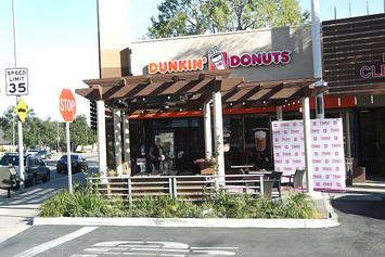 Dunkin' Donuts Introduces Donut Fries In Select Stores