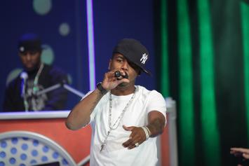 Juelz Santana Placed Under House Arrest At His Mother's Home