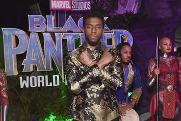 """""""Black Panther"""" Surpasses """"Titanic"""" As Third-Highest-Grossing Movie"""