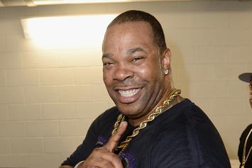 Busta Rhymes Reportedly Flips Out At Burger Restaurant Employees