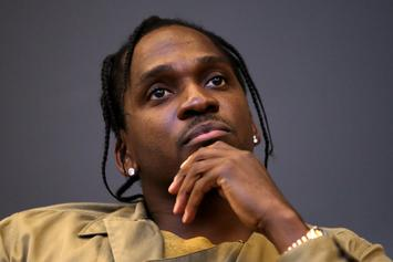 "Pusha T Speaks On Clipse's ""Grindin'"" Almost Going To Jay-Z, Says Drug Dealers Made The Record A Hit"