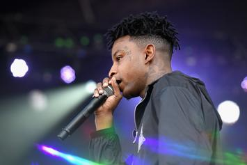 21 Savage Buys His Homie A Mercedes Benz For 21st Birthday