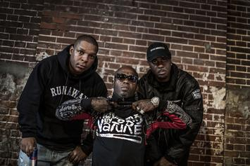 """Treach Of Naughty By Nature Says That Vin Rock Is """"Fired"""" From The Group [Update: Vin Responds]"""