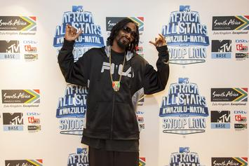 Snoop Dogg Talks On His Pimping Past