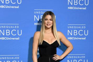 Khloe Kardashian Reportedly Having Early Contractions; Sisters Headed To Cleveland