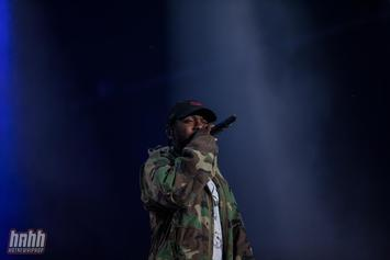 "Kendrick Lamar Explains His ""Death To Molly"" Message"