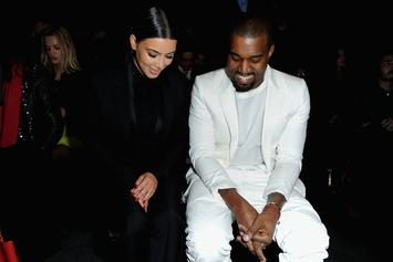 Kanye West & Kim Kardashian Expecting Baby Girl
