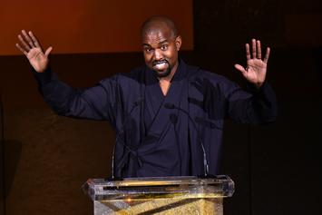 "Kanye West Says He's Writing A Philosophy Book Called ""Break The Simulation"""
