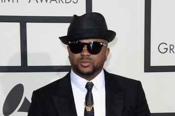 """BTS Photos: Video Shoot For The-Dream's """"Too Early"""""""