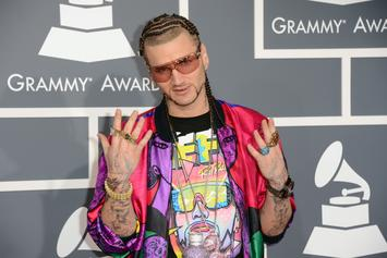 RiFF RAFF Arrested For Drug Possession
