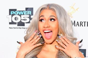"Cardi B's ""Invasion Of Privacy"" Is The No. 1 Album In The Country"
