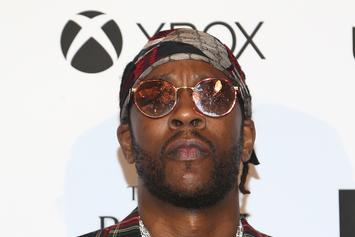 Police Found Guns & Drugs On 2 Chainz' Tour Bus