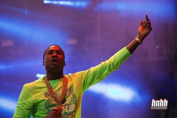 "Meek Mill Is Coming At Kendrick Lamar & Others On His ""Dreamchasers 3"" Intro"