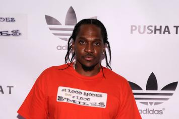 "Pusha T Details Record With Kendrick Lamar On ""My Name Is My Name"""