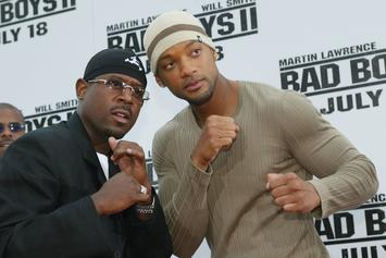 "Will Smith Wishes Martin Lawrence Happy Birthday With Throwback ""Bad Boy"" Pics"