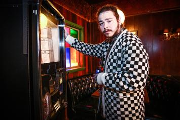 "Post Malone Recruits Nicki Minaj, YG, G-Eazy, & More For ""Beerbongs & Bentleys"""
