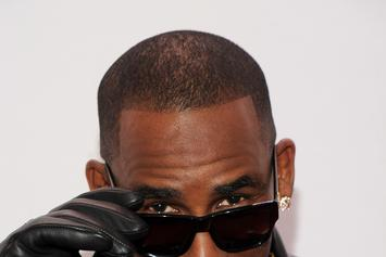 """Listen To Snippets Of R. Kelly's New """"Black Panties"""" Album"""