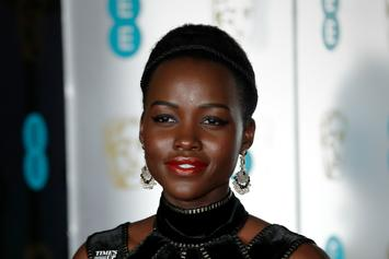 """Lupita Nyong'o Says Starring In """"Black Panther"""" Was An """"Inspirational Experience"""""""