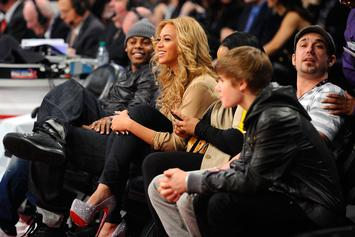 Justin Bieber Photoshops His Face Onto Beyoncé's Body In Absurd IG Post