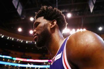 "Sixers' Joel Embiid Upgraded To ""Probable"" For Game 3"