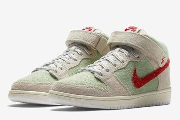 """Nike Launches """"White Widow"""" Dunks For 4/20"""
