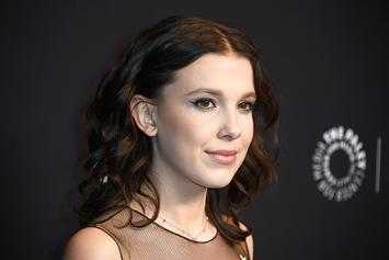 """Millie Bobby Brown Youngest Person To Grace """"Time"""" Most Influential At 14"""