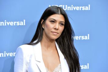 "Kourtney Kardashian Gets Naked For New ""V Magazine"" Spread"