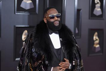 Rick Ross Purchases 109-Room Mansion In Georgia