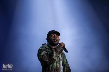 Kendrick Lamar Talks Grammy Nominations & His New Album