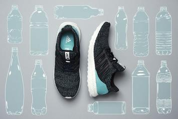 Adidas x Parley 5-Sneaker Collection To Release This Weekend