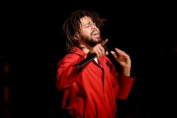 J. Cole Breaks First Day Streaming Records On Both Spotify And Apple Music