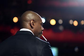 "Dave Chappelle Weighs In On The Flat Earth Theory On ""Jimmy Kimmel Live!"""