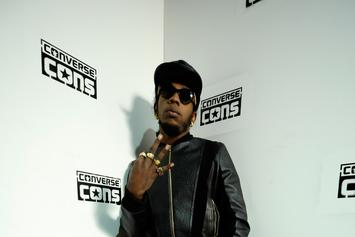Trinidad James Arrested For Marijuana In Mississippi [Update: Trinidad Will Not Be Charged]