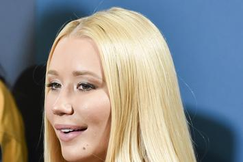 Iggy Azalea & LJay Currie Caught Making Backdoor Escape In Beverly Hills