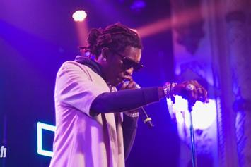Young Thug Arrested In Atlanta