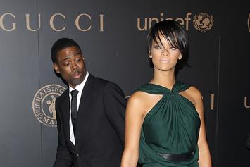 """Chris Rock Says Rihanna """"Uncle Zoned"""" Him When He Was Single"""