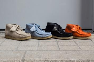 Drake's OVO x Clarks Wallabees Collection To Release This Week