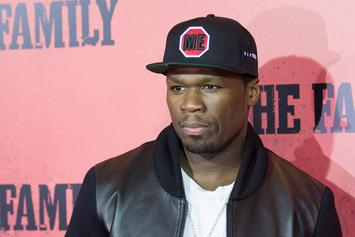 """50 Cent Reveals Album Cover For """"Animal Ambition"""""""