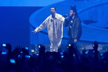 Could Drake & The Weeknd Be Getting Back In The Studio Together?