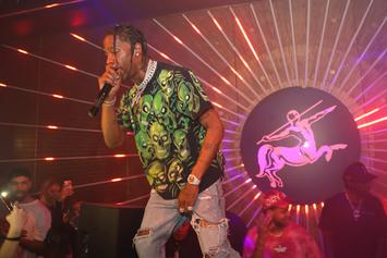 Travis Scott, The Weeknd & More To Perform At Life Is Beautiful Festival