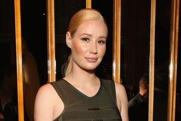 "Full Album Stream For Iggy Azalea's ""The New Classic"""