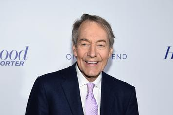 Charlie Rose Reportedly Working On Series To Interview The Men Of #MeToo