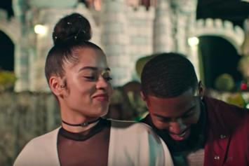 """Ella Mai Goes Go-Karting With Khalid In """"Boo'd Up"""" Visuals"""