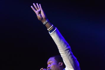 Meek Mill Scores $200K To Appear At New Years Eve Party